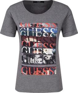 1c6bed1f800dd T-shirty damskie młodzieżowe Guess