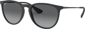 Czarne okulary damskie Ray-Ban