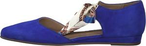Niebieskie sandały Tamaris