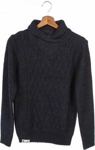 Granatowy sweter Tony Boy