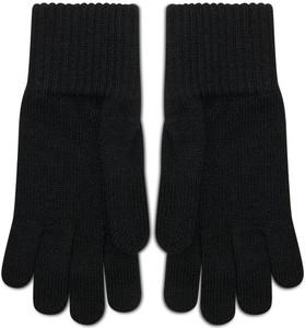 Czarne rękawiczki Wrangler
