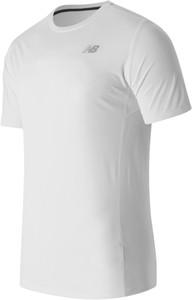 T-shirt New Balance z krótkim rękawem