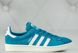 Niebieskie buty sportowe adidas