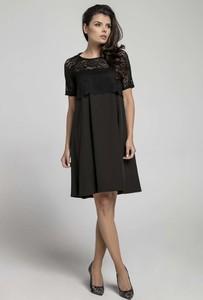 Czarna sukienka Nommo
