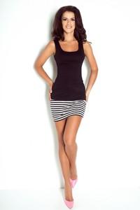 Spódnica Ivon z bawełny mini