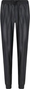 Czarne spodnie Michael Kors w rockowym stylu