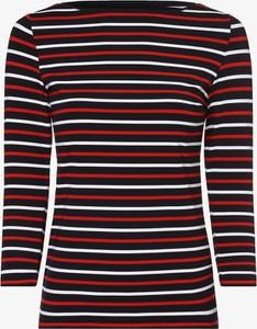 T-shirt Apriori w stylu casual z okrągłym dekoltem