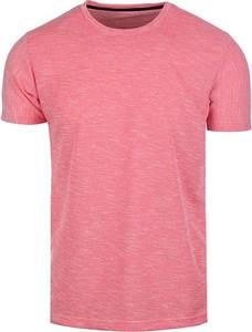 T-shirt Neidio z dresówki w stylu casual