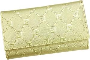 Zielony portfel Pierre Cardin