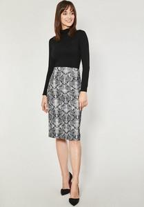 Spódnica Click Fashion z tkaniny