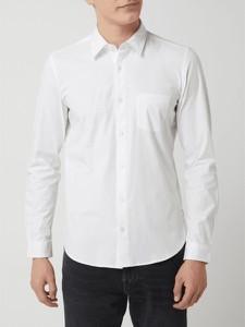 Koszula S.Oliver z bawełny z długim rękawem z klasycznym kołnierzykiem