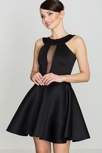 Sukienka sukienki.pl z dekoltem typu choker mini