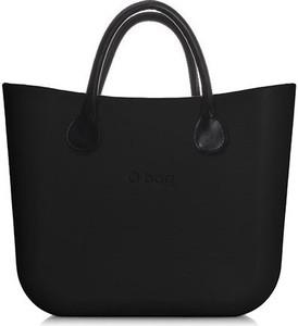 Czarna torebka O Bag duża