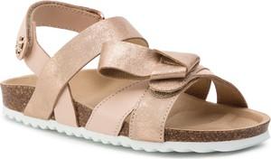 Buty dziecięce letnie Mayoral na rzepy