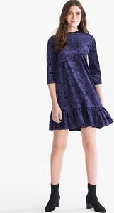 Sukienka YESSICA z okrągłym dekoltem