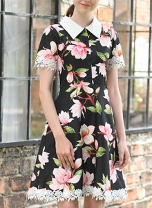 Sukienka Justmelove z krótkim rękawem