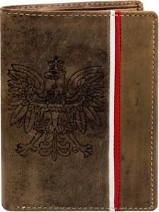 ce5eef23a2160 Brązowe portfele męskie Kochmanski Studio Kreacji®