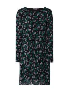 Sukienka Pieces w stylu casual midi z okrągłym dekoltem