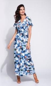 a7d86365c6 Sukienki z falbankami