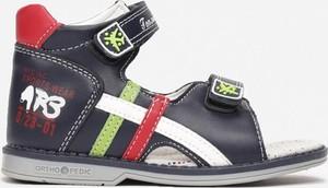 Buty dziecięce letnie born2be na rzepy