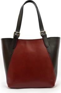 27d146fdc9a2c torebki czarno czerwone - stylowo i modnie z Allani