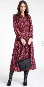 Czerwona torebka Monnari w stylu glamour