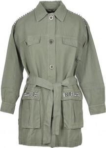 Zielona kurtka Mason's w stylu casual