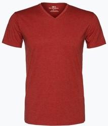 Czerwony t-shirt nils sundström
