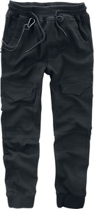 Spodnie sportowe Emp z bawełny w stylu casual