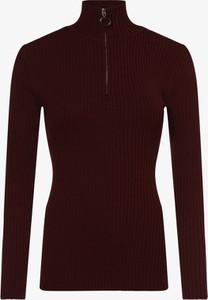 Czerwony sweter Aygill`s w stylu casual