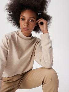 Bluza Sinsay z bawełny w młodzieżowym stylu