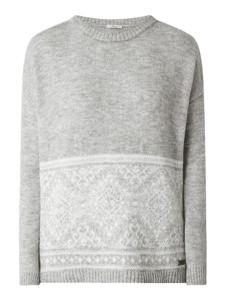 Sweter LTB z nadrukiem