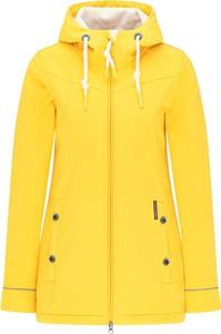 Żółta kurtka Schmuddelwedda krótka