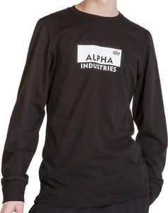 Koszulka z długim rękawem Alpha Industries