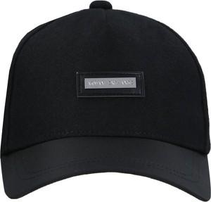 Czarna czapka Armani Jeans