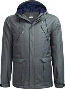 Niebieska kurtka Outhorn w stylu casual