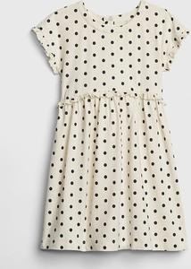 Sukienka dziewczęca Gap w groszki