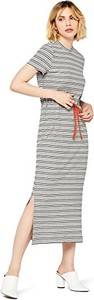 Sukienka Find z okrągłym dekoltem z krótkim rękawem