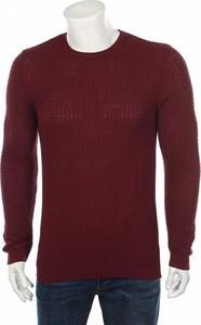 Czerwony sweter Asos