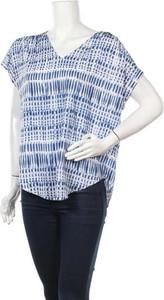 Bluzka DKNY z krótkim rękawem