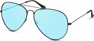 Solaris Polarized PFGU05 BL Okulary przeciwsłoneczne męskie