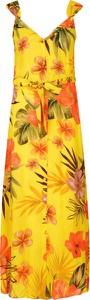 Sukienka Desigual w stylu casual z dekoltem w kształcie litery v