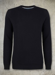 Czarny sweter Pako Lorente