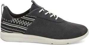 Sneakersy Toms sznurowane