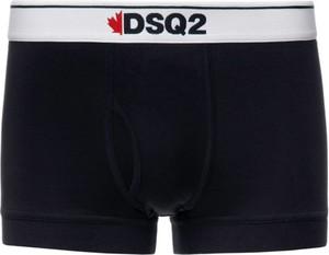 Czarne majtki Dsquared2