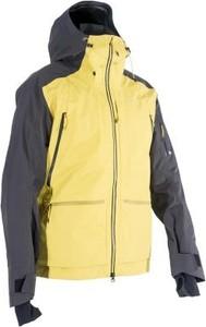 Żółta kurtka WED'ZE