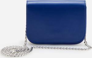 Niebieska torebka Reserved na ramię
