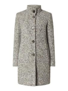 Płaszcz Milo Coats w stylu casual z wełny