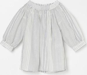 Bluzka dziecięca Reserved w paseczki