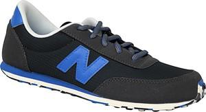 Granatowe buty sportowe dziecięce New Balance